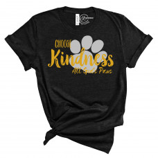 Choose Kindness - All God's Paws Crew Neck