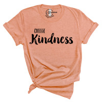 Choose Kindness Crew Neck T-Shirt