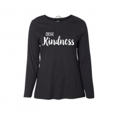 Choose Kindness Curvy Collection Long Sleeve