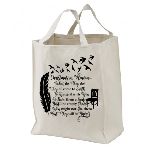 Christmas In Heaven Tote