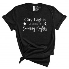 City Lights Country Nights T-Shirt
