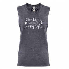 City Lights Country Nights Festival Tank