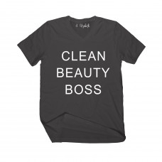 Clean Beauty Boss V-Neck