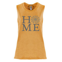 Country is My Home Festival Muscle Tank