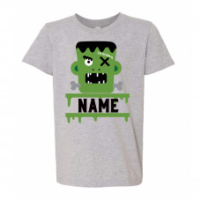 Custom Frankenstein Youth T-Shirt