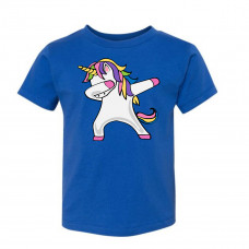 Dabbing Unicorns Toddler T-Shirt