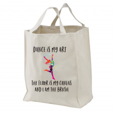 Dance is My Art Tote