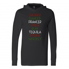 Dasher and Drinks Hoodie