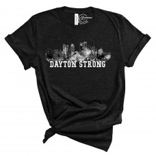 Dayton Strong Crew Neck T-Shirt