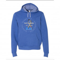 Diabetes Awareness Fleece Hoodie