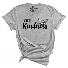 Dilwoth Choose Kindness Crew Neck T-Shirt