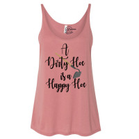 Dirty Hoe Slouchy Tank