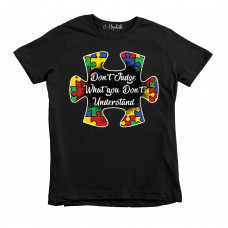 Don't Judge What You Don't Understand Kids T-Shirt