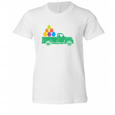 Easter Egg Truck Toddler T-Shirt