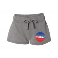 Est 1776 Printed French Terry Shorts