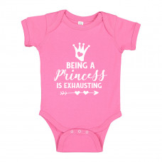 Exhausted Princess Onesie