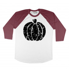 Fall Pumpkin Raglan