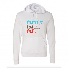 Family Faith Fall Fleece Hoodie