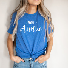 Favorite Auntie T-Shirt