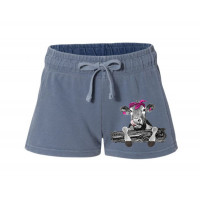 Festival Heifer Printed French Terry Shorts