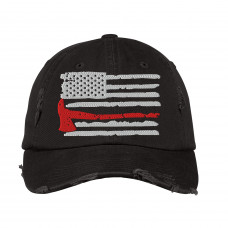 Firefighter Axe Embroidered Hat