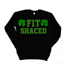 Fit Shaced Unisex Drop Sleeve Sweatshirt