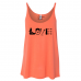 Fitness Love Slouchy Tank