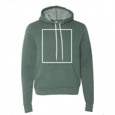 Heather Forest Fleece Hoodie BYOT