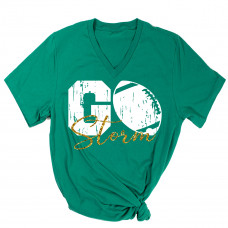 Go Storm V-Neck T-Shirt