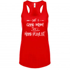 Good Mom With A Hood Playlist Tank Top