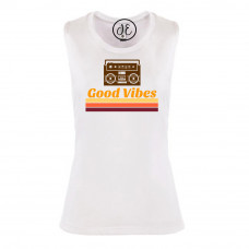 Good Vibes Festival Muscle Tank