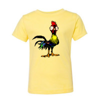 Goofy Rooster Toddler T-Shirt