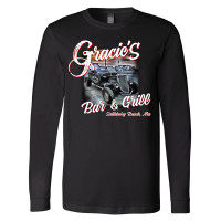 Gracie's Bar and Grill Car Option Long Sleeve