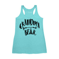 Grandma Bear Tank Top