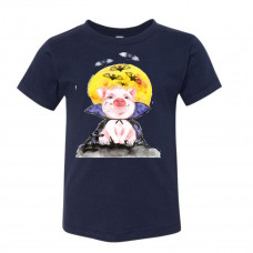 Halloween Piggy Toddler T-Shirt