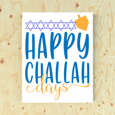 Happy Challah Days 11