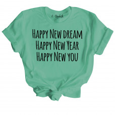 Happy New You T-Shirt