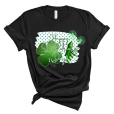 Happy St Patricks Day Fireworks T-Shirt