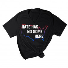 Hate Has No Home Here V-Neck