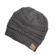 C.C. Beanie Hat (Multiple Colors)