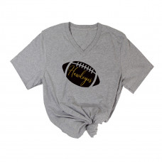 Hawkeyes Football V-Neck