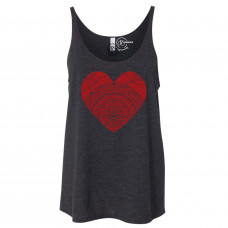 Heart Full of Love Slouchy Tank