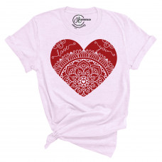 Heart Full of Love T-Shirt
