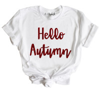 Hello Autumn T-Shirt