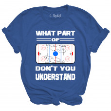 Hockey Drills Crew Neck