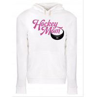 Hockey Mom Fleece Hoodie