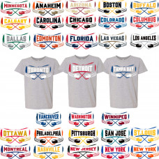 Hockey Team Toddler T-Shirt