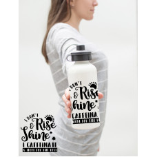 HOPE FOR THE BEST Water Bottle