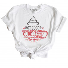 Hot Cocoa Lover T-Shirt
