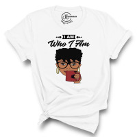 I Am Who I Am Version 2 Crew Neck T-Shirt